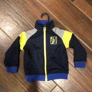 18M Nautica jogging jacket